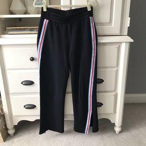 Zara Split Leg Track Pants